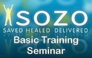 SOZO Healing Training Retreat
